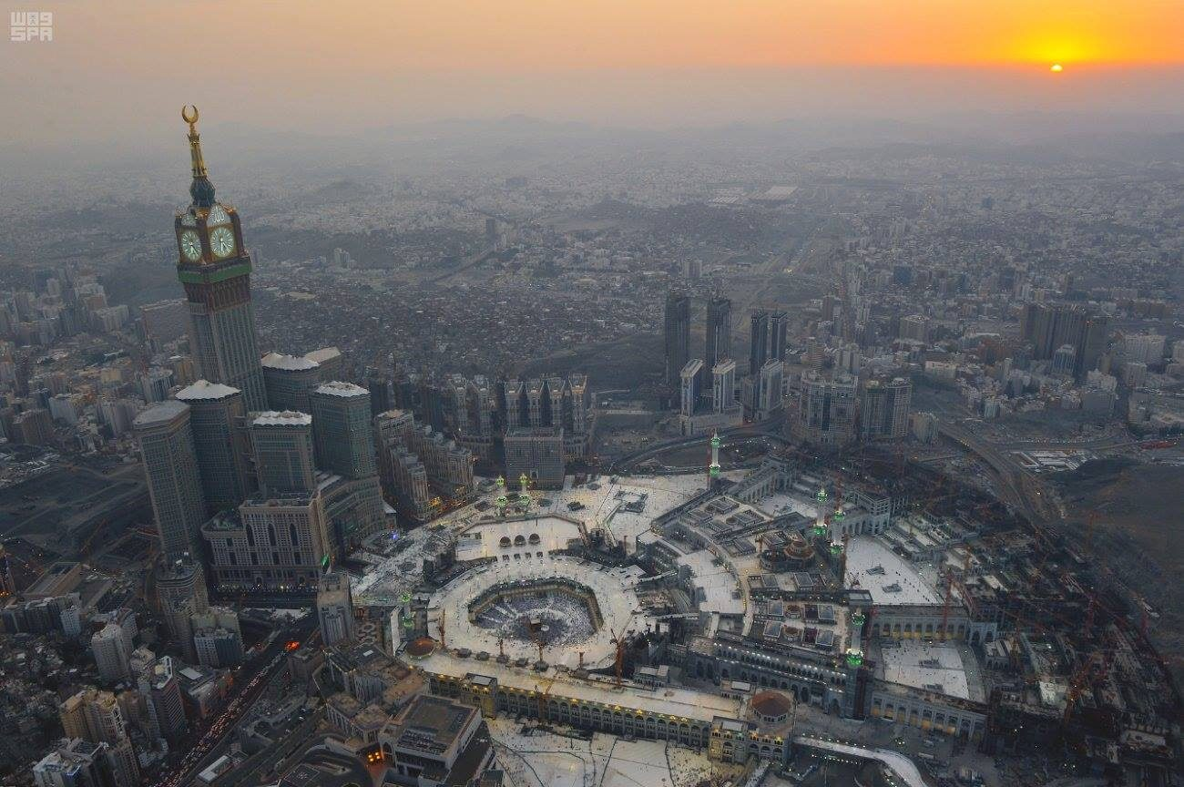 makkah vue haut
